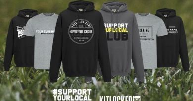 #supportyourlocalclub