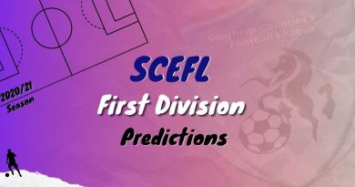 First Division scefl Predictions