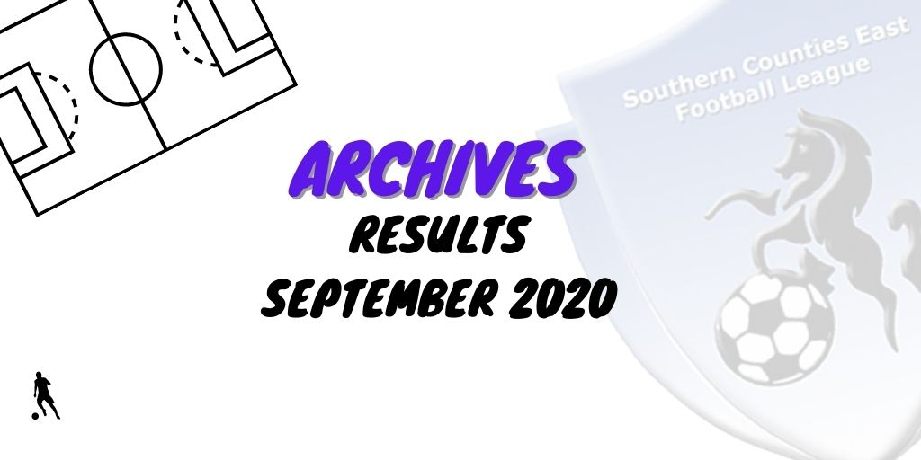 scefl rESULTS SEPTEMBER 2020