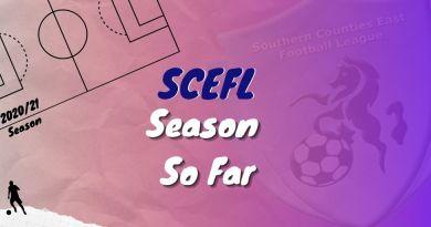 SCEFL Season so far