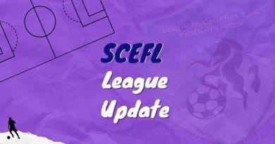 SCEFL League Update