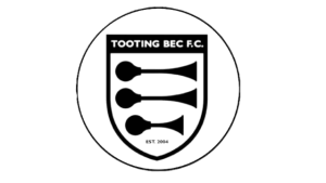 tooting bec badge clear