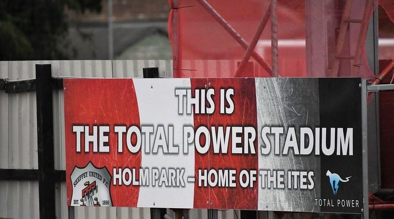 Sheppey United Holm Park