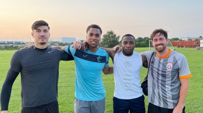 Welling town signings