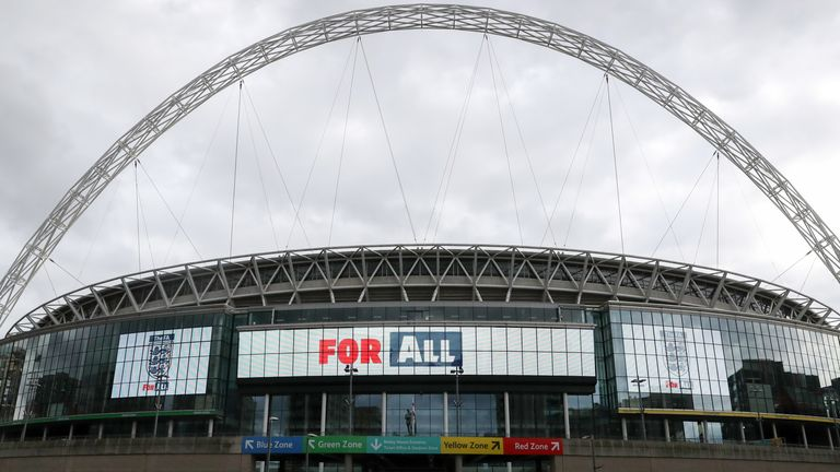 Wembley for all fa