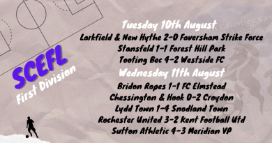 SCEFL 11th August Res