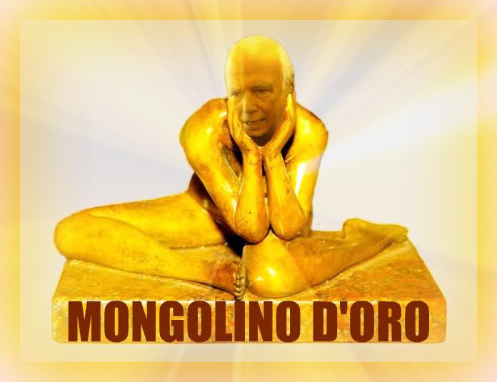 mongolino d'oro