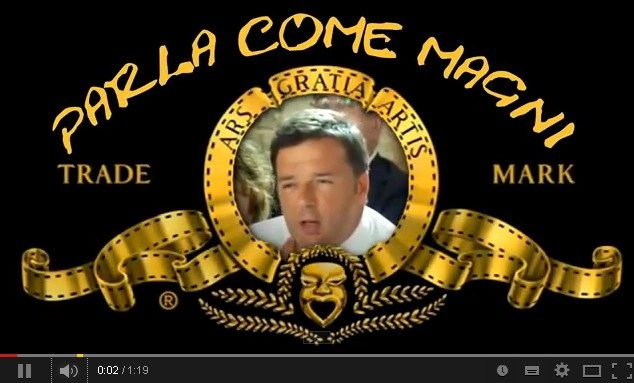renzi english song