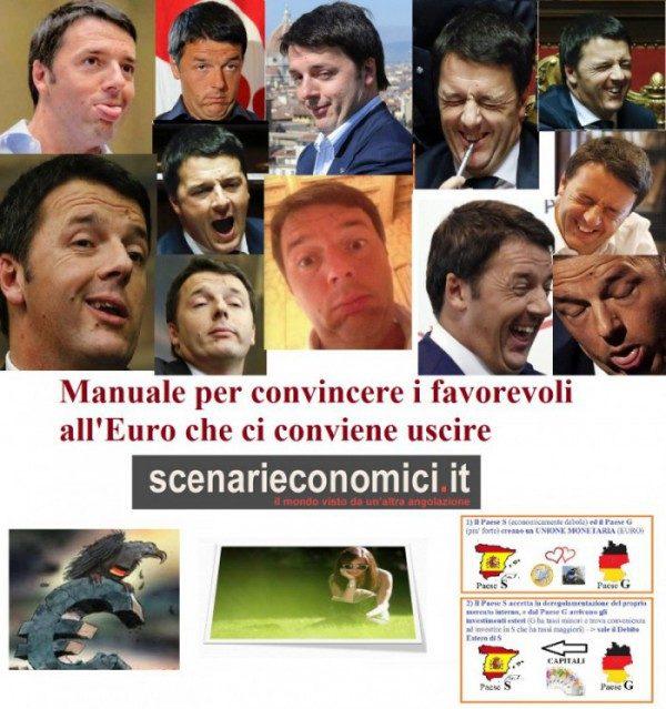 L'Euro Disastro per Piddini (Manuale per Dummies. Infallibile!)