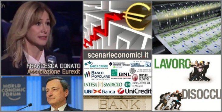 QE AND THE BONDS' BUBBLE (di Francesca Donato)