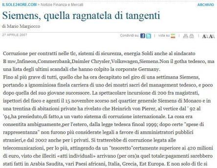 FireShot Screen Capture #063 - 'Siemens, quella ragnatela di tangenti - Il Sole 24 ORE' - www_ilsole24ore_com_art_SoleOnLine4_Finanza e Mercati_2007_04_siemens-margiocco_shtml_uuid=0c682774-f48c-11db-9