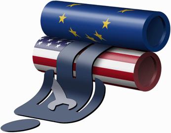 """""""Passaggio a Nord-Ovest"""" della Commissione Europea per i consulenti sul TTIP (di Giovanni Bottazzi)"""