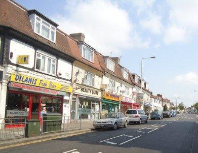 redbridge lane east