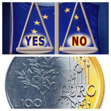 QUANDO NON BASTA PIU' L'ECONOMIA PER CONTRASTARE L'EURO (di A. M. Rinaldi)