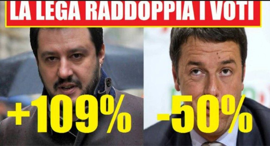 LEGA VS PD