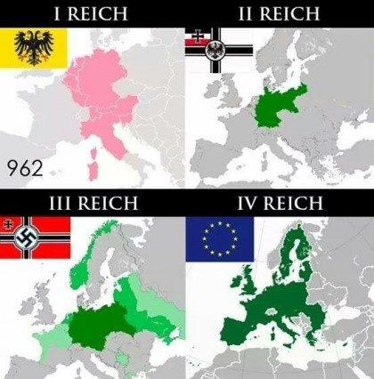 IN RISPOSTA A SCHNEIDER SU REPUBBLICA: ECCO PERCHE' PARLIAMO DI IV REICH. (di P. De Sarlo)