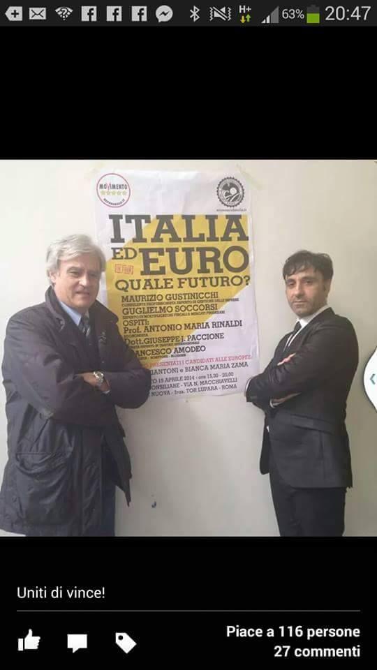 Maurizio Gustinicchi interviene su AGON channel su crisi greca ed Euro (video importante)