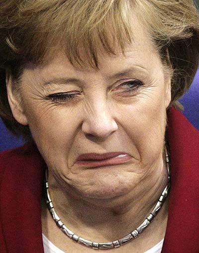 SONDAGGI ELETTORALI IN GERMANIA: LA MERKEL VACILLA