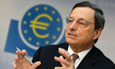 L'area euro non cresce. Signor Draghi, ha il QE corto
