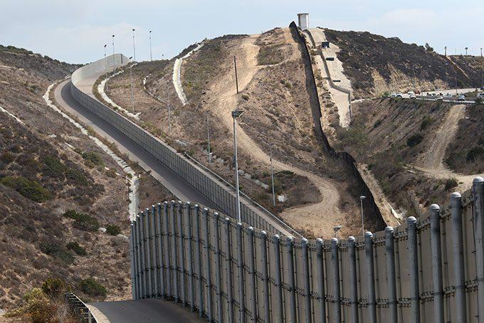 Mappa del giorno: le barriere di confine nel mondo.