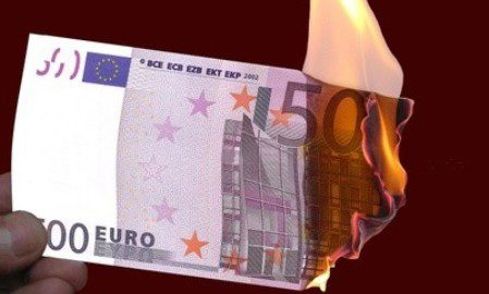 Euros_burning