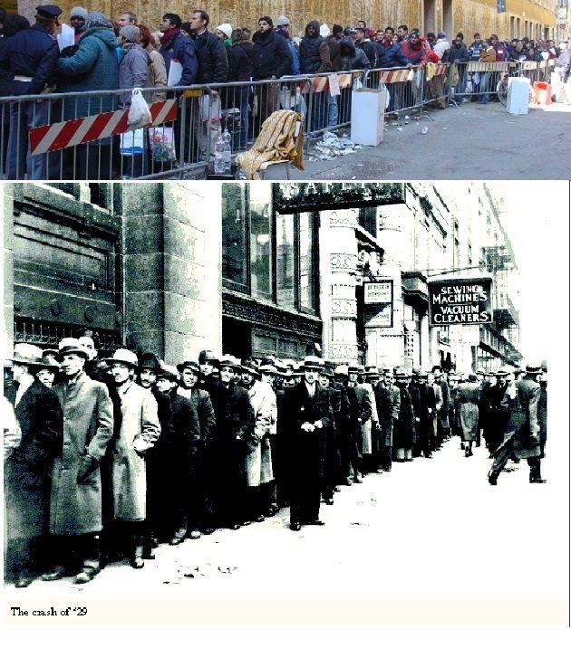 L'implosione del capitalismo attuale è figlia dell'incomprensione del passato. Di Marco Santero