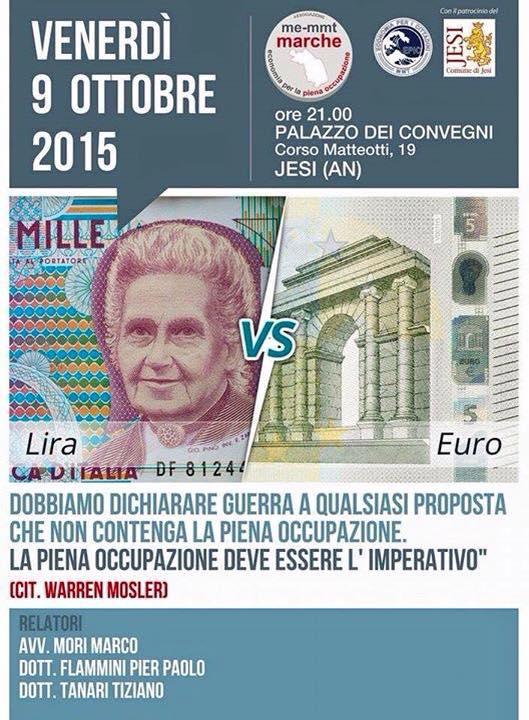 lira vs euro