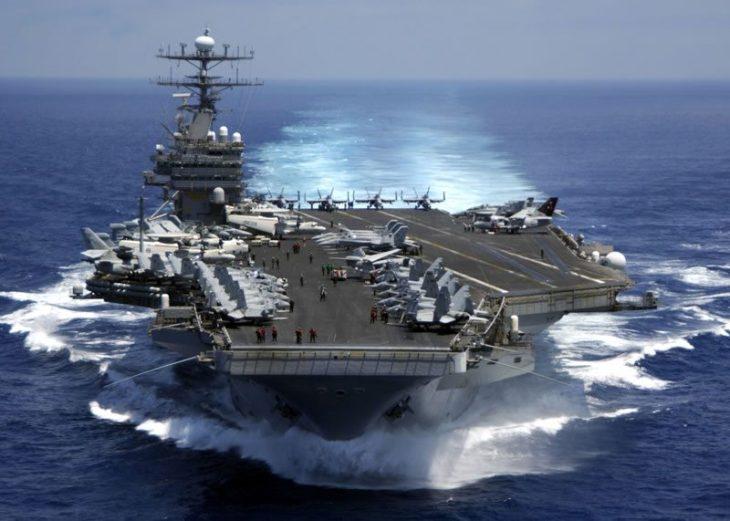 Mar Cinese Meridionale: la Cina fronteggia sul mare gli USA ed i loro alleati, ma gli Americani sono pronti al confronto ?