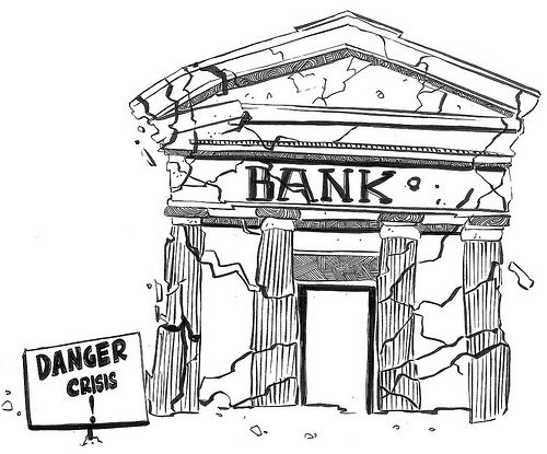 bank crash