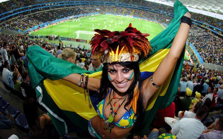 ragazza brasiliana
