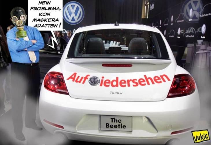 NUOVI PROBLEMI VW. COSA RESTERA' DI WOLFBURG ?