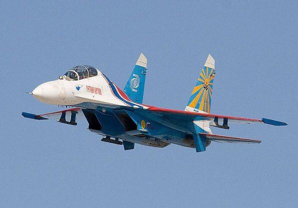 Su-27-Russia