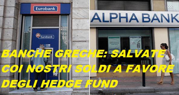 banche greche mod