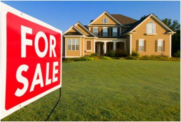 mercato immobiliare immagine
