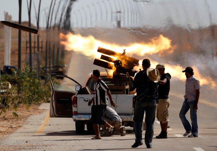 LIBIA: UN GIOCO DI POTERE CON L'ISIS ALLE PORTE. SIAMO PRONTI AL CONFRONTO ?