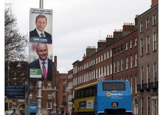 Le bugie hanno le urne corte: il crollo di Kenny in Irlanda (con addendum)