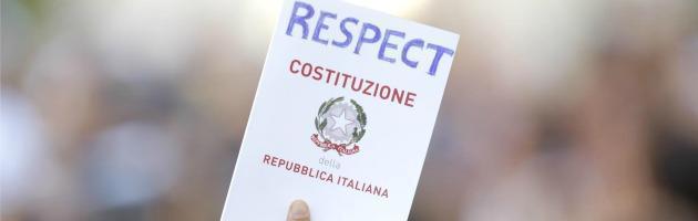 Marco MORI e Giuseppe PALMA vi spiegano sia i crimini dell'UE che lo stupro della Costituzione (VIDEO)
