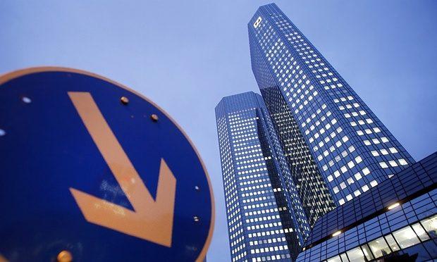 DEUTSCHE BANK RIACQUISTA PROPRI TITOLI: UN AFFARE ED UNA FURBIZIA