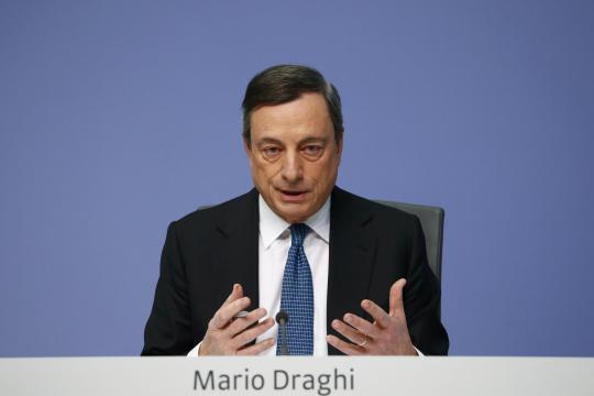 Draghi: abbiamo bisogno ancora di una politica monetaria espansiva