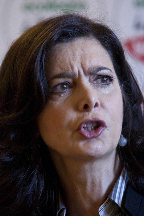Laura Boldrini teorica della deportazione di massa?
