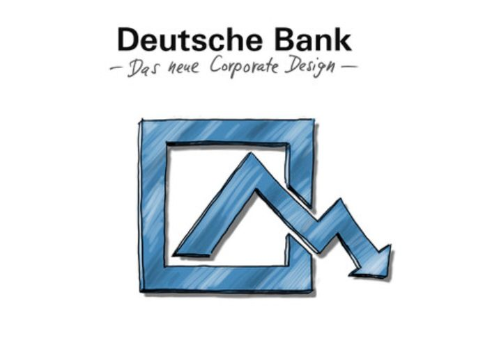 DEUTSCHE BANK: LA FINZIONE E' FINITA, OGGI VEDIAMO UN PO' DI REALTA'