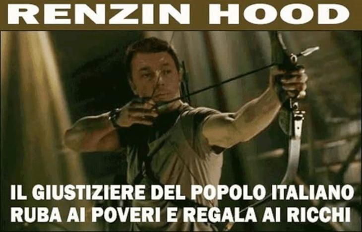 RENZI E' STATO SCELTO CON CURA. (Di Marco Santero)