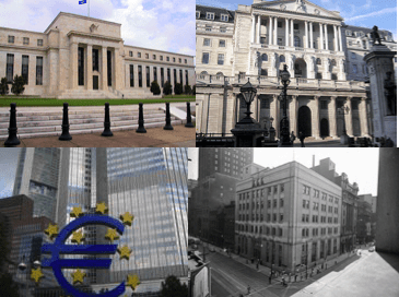 various-central-banks