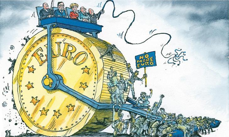 L'INSOSTENIBILE LEGGEREZZA DELL'ESSERE PRO EURO (DI FRANCESCO AMODEO)