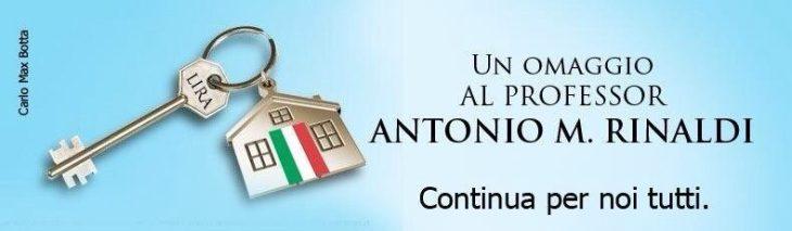 L'UNIONE EUROPEA E' MORTA, RIPRENDIAMOCI LE CHIAVI DI CASA! Di A.M. Rinaldi