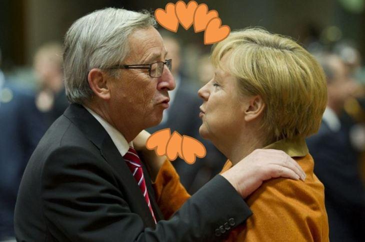 Juncker: l'uomo giusto al posto giusto!