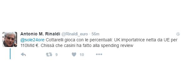 cottarelli rinaldi