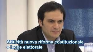 Giuseppe PALMA spiega le ragioni del NO al Referendum Costituzionale. QUARTA PUNTATA (VIDEO)