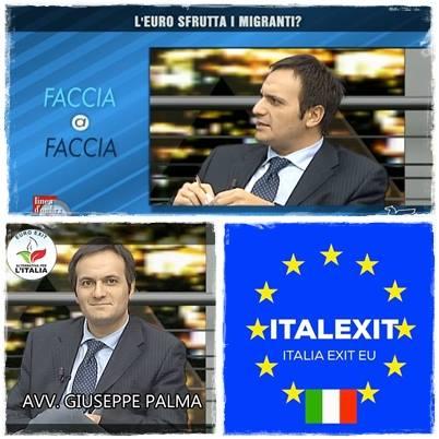 Giuseppe PALMA spiega il crimine dell'Euro in meno di venti minuti (VIDEO)