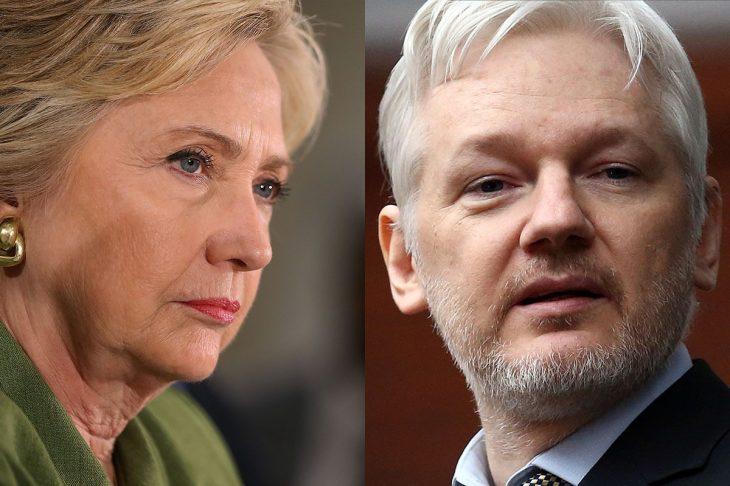 Assange ha dato 24 ore a Hillary Clinton per ritirarsi dalla corsa presidenziale? Sarà, ma oggi i server Wikileaks sono sotto attacco…